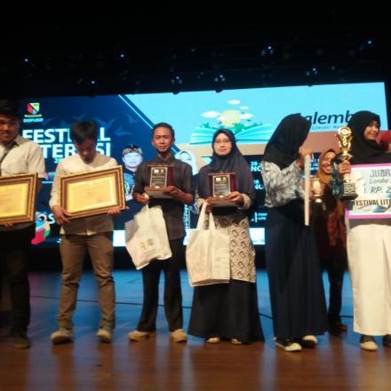 Album : PERPUSTAKAAN AWARDS KABUPATEN BANDUNG 2018